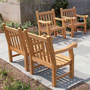 Bench Armchairs