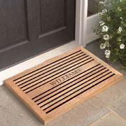 Engraved Doormats