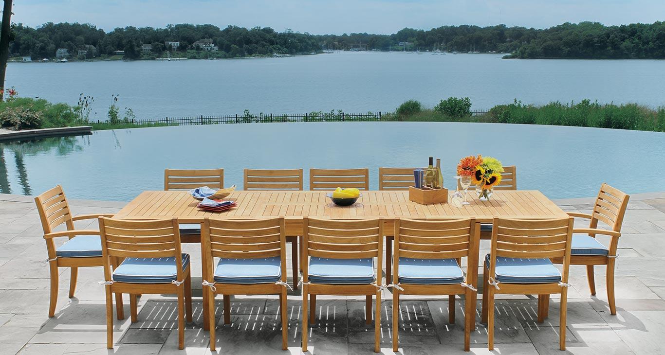 High Quality Chicagou0027s Premier Source For Teak Outdoor Furniture Design Inspirations